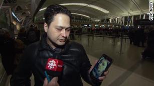Ám ảnh cuộc gọi cuối cùng của người vợ cho chồng trước khi rơi máy bay ở Iran - Ảnh 1
