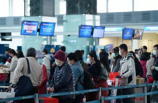 Nguyên nhân 27 hành khách Trung Quốc không lên máy bay về nước - Ảnh 1