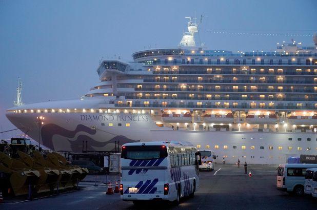 Nóng: Phát hiện thêm 99 người nhiễm Covid-19 trên du thuyền Diamond Princess - Ảnh 1