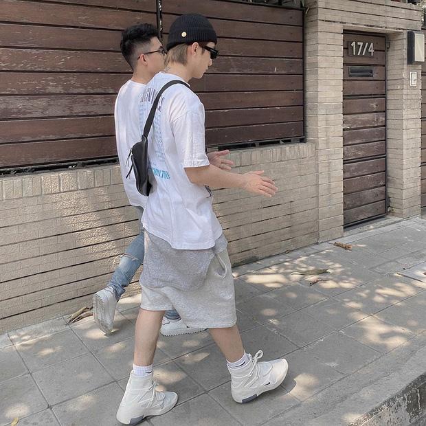"""Loạt ảnh chụp chung của anh em nhà Sơn Tùng M-TP khiến hội chị em """"mất máu"""" - Ảnh 5"""