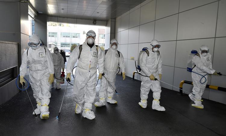 Chưa hết một ngày, Hàn Quốc ghi nhận thêm 48 ca nhiễm Covid-19 - Ảnh 1
