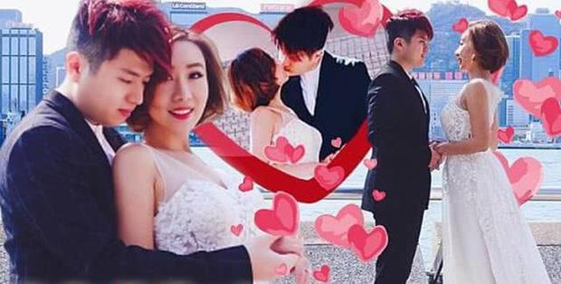 Tin tức giải trí mới nhất ngày 21/2: Hôn lễ ca sĩ Hong Kong chỉ có hai người - Ảnh 1