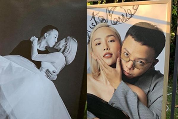 Tin tức giải trí mới nhất ngày 21/2: Hôn lễ ca sĩ Hong Kong chỉ có hai người - Ảnh 2