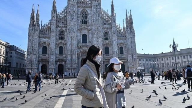 Đã có 7 người tại Italia chết vì Covid-19, số ca nhiễm tăng vọt lên 220 người - Ảnh 1