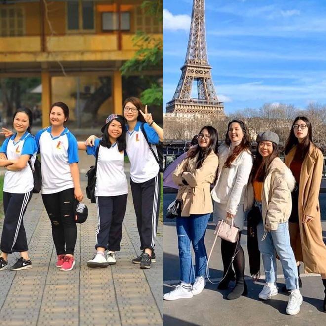 Hội bạn thân nhà người ta: Tốt nghiệp đại học Bách Khoa, 5 năm sau cùng đặt chân đến Pháp du học - Ảnh 1