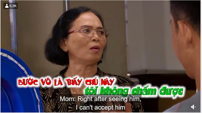 Thông tin bất ngờ về chàng trai bị mẹ cô gái 35 tuổi chê tơi tả trong show hẹn hò - Ảnh 1
