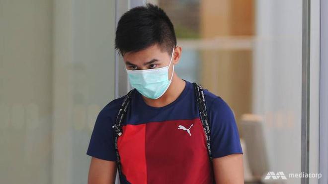 Nam sinh 18 tuổi ở Singapore hầu tòa vì nhìn trộm phụ nữ trong nhà vệ sinh - Ảnh 1
