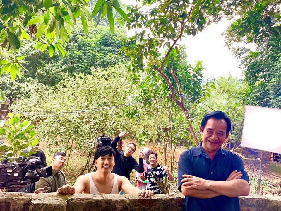 Nghệ sĩ Quang Tèo ám ảnh với cảnh treo cổ, từng chạy xe xuyên đêm về kịp quay phim Cô gái nhà người ta - Ảnh 2