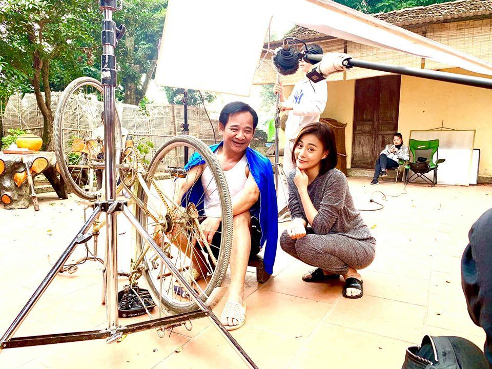 Nghệ sĩ Quang Tèo ám ảnh với cảnh treo cổ, từng chạy xe xuyên đêm về kịp quay phim Cô gái nhà người ta - Ảnh 4