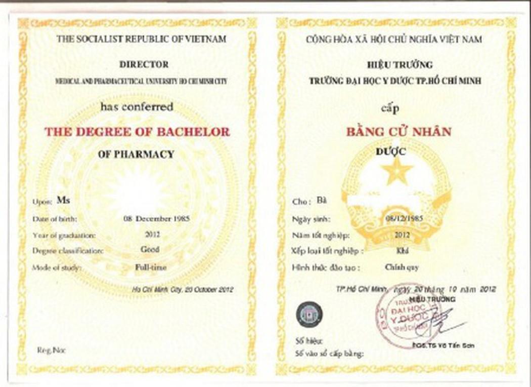 Bộ GD-ĐT yêu cầu không ghi hình thức đào tạo, vẫn xếp loại tót nghiệp trên bằng đại học - Ảnh 1