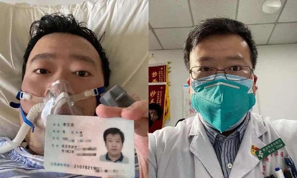 Showbiz Hoa ngữ tiếc thương bác sĩ Vũ Hán qua đời vì nhiễm virus corona - Ảnh 2