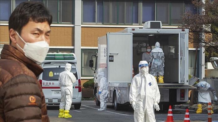 Tình hình dịch Covid-19 ở Hàn Quốc: Thêm 376 ca nhiễm mới, 17 người đã tử vong - Ảnh 1