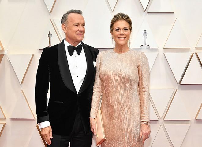 """Tình yêu """"vĩnh cửu"""" của cặp vợ chồng diễn viên gạo cội Tom Hanks  - Ảnh 1"""