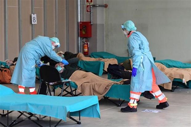 Số người tử vong vì dịch Covid-19 tại Italia tăng cao nhất từ khi bùng phát - Ảnh 1