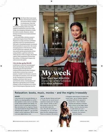 Nữ đại gia Myanmar là vợ của chồng cũ Diva Hồng Nhung có lý lịch khủng như nào? - Ảnh 7