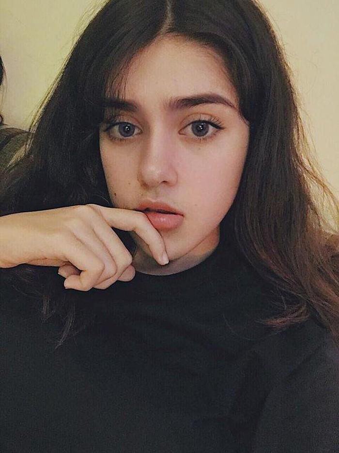 Vẻ đẹp ngọt ngào của nữ sinh lai 3 dòng máu Nga-Pháp-Việt khiến dân mạng ngẩn ngơ - Ảnh 6