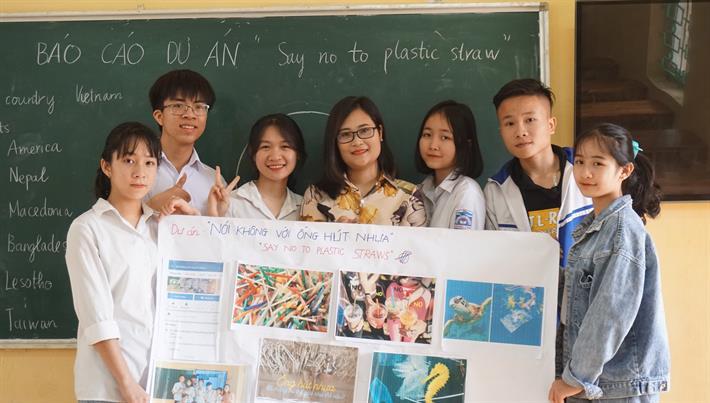 Điều ít biết về cô giáo người Mường lọt Top 50 giáo viên xuất sắc toàn cầu năm 2020 - Ảnh 2