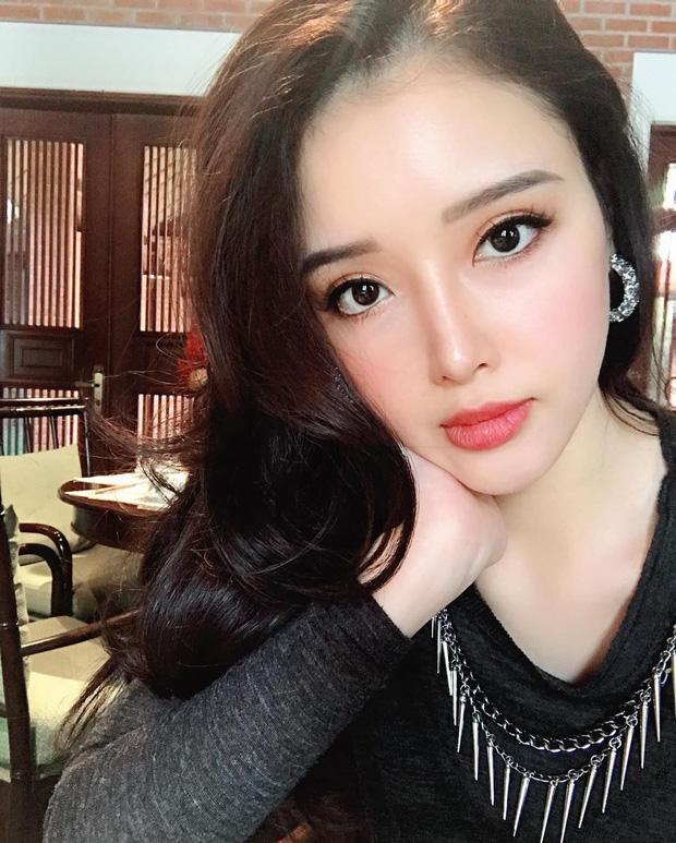 """Lộ diện em gái cao 1m78 của Mai Phương Thuý """"trổ mã"""" ngày càng xinh đẹp lấn át chị - Ảnh 2"""