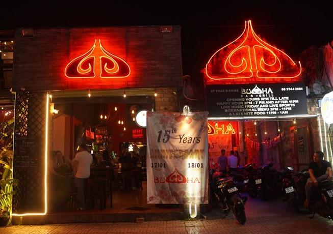 Thông báo khẩn tìm người từng đến bar Buddha - Ảnh 1
