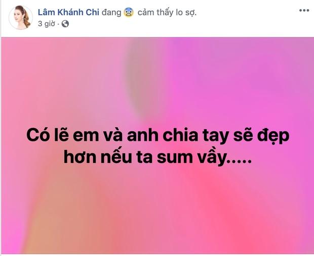 Lâm Khánh Chi bị co giật do uống thuốc giảm đau quá liều sau nghi án chia tay chồng trẻ - Ảnh 1