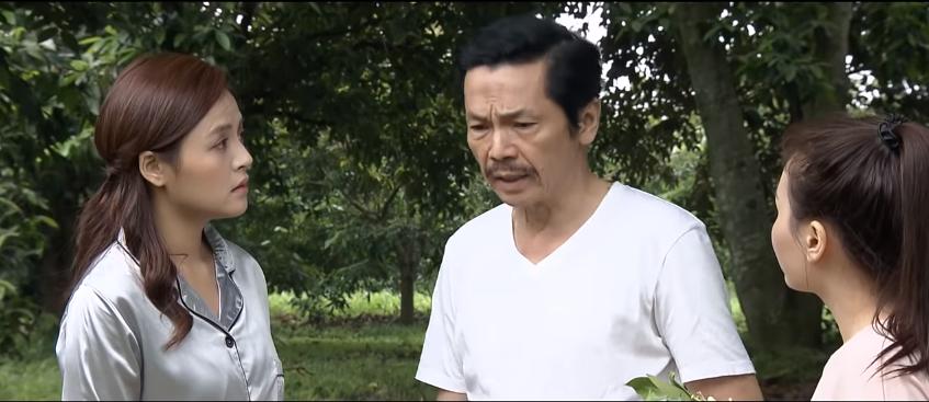"""""""Những ngày không quên"""" tập 6: Ông Bá bần thần khi nghe tin làng Yên có người phải đi cách ly - Ảnh 1"""