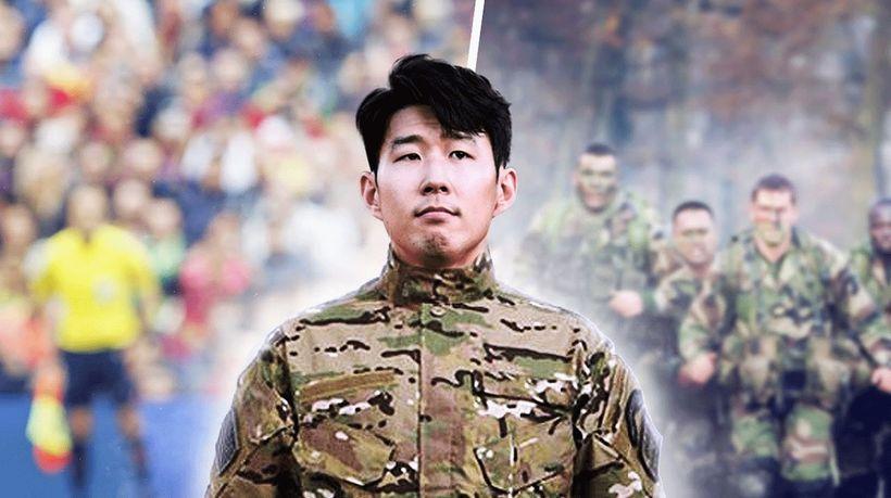 Son Heung-min tham gia khoá huấn luyện cực khắc nghiệt: Hành quân 30 km với 40 kg quân tư trang - Ảnh 1