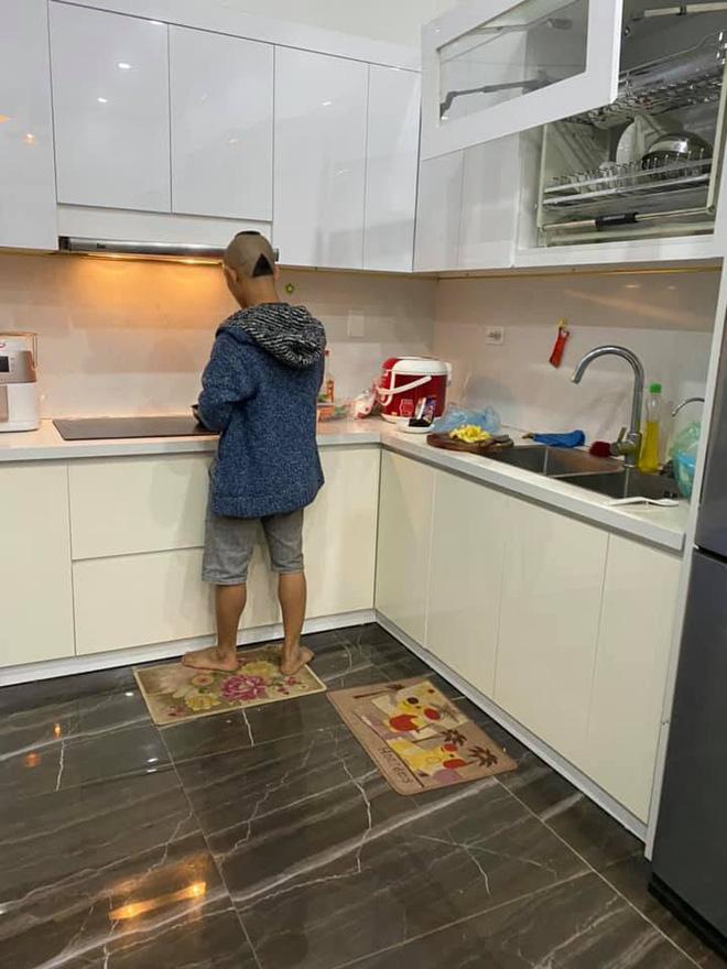 Ngỡ ngàng biệt phủ rộng 800 m2 ở Ba Vì của cặp anh em triệu view Tam Mao TV - Ảnh 3