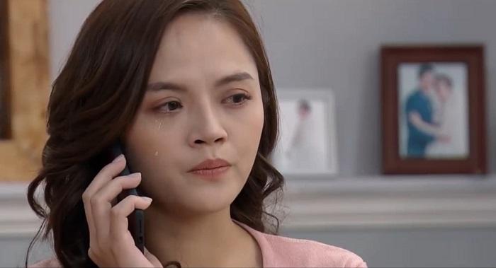 """""""Những ngày không quên"""" tập 13: Huệ rơi nước mắt khi Quốc gọi điện, liệu cô có tha thứ cho chồng - Ảnh 1"""