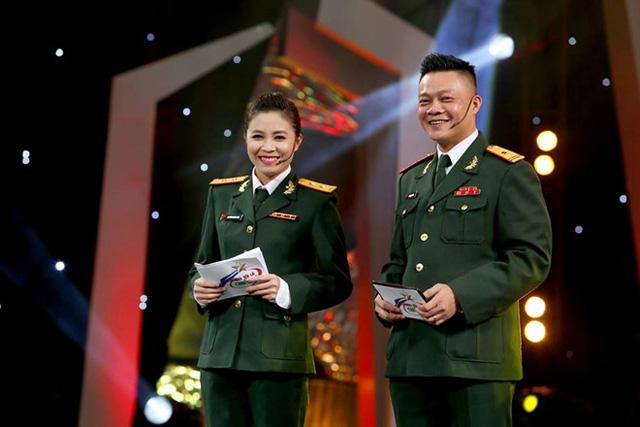 """Ba cặp MC nổi tiếng gắn với nhau """"như hình với bóng"""" của Đài truyền hình Việt Nam - Ảnh 4"""