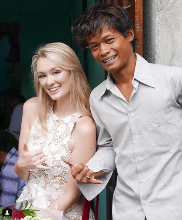 Cô người mẫu 27 tuổi và bạn trai bỗng dưng được chú ý vì có ngoại hình quá chênh lệch - Ảnh 2