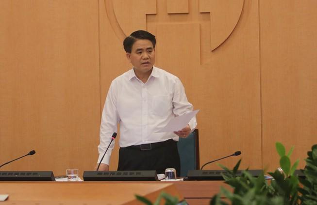 Chủ tịch Hà Nội tiếp tục ra công điện khẩn thứ 4 vì dịch Covid-19 - Ảnh 1