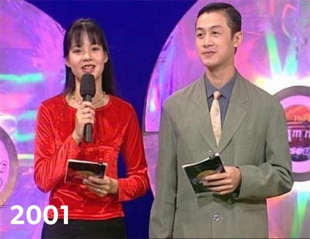 Ngỡ ngàng nhan sắc thời trẻ cách đây 24 năm của BTV Diễm Quỳnh - Ảnh 2