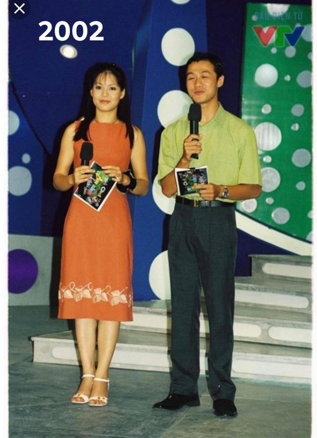 Ngỡ ngàng nhan sắc thời trẻ cách đây 24 năm của BTV Diễm Quỳnh - Ảnh 3