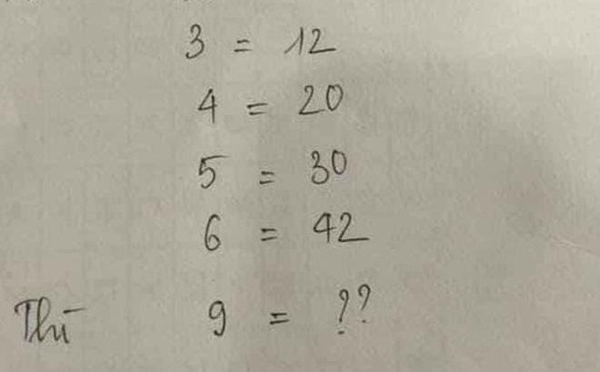 """Bài toán """"100 người trả lời, 99 người cho đáp án sai"""" khiến dân mạng tò mò thích thú - Ảnh 2"""
