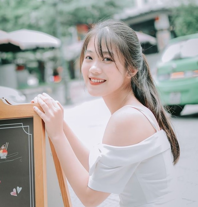 Xuất hiện nàng thơ mới của trường Sư phạm Thái Nguyên vừa xinh gái, học giỏi lại nhiều tài lẻ - Ảnh 3