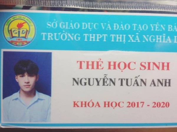 Ảnh thẻ của nam sinh Học viện Ngân hàng đẹp như tạc tượng khiến cư dân mạng xao xuyến - Ảnh 3