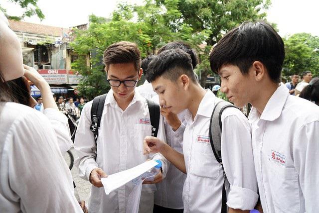 Xét tuyển đại học năm 2020: Thí sinh nào được cộng điểm ưu tiên? - Ảnh 1