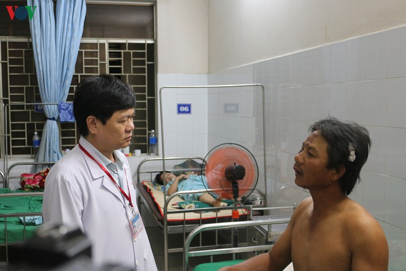 Nhân chứng vụ sập tường 10 người chết ở Đồng Nai: Vẫn chưa hết bàng hoàng về sự việc - Ảnh 2