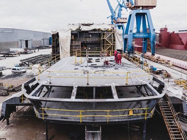 Điều đặc biệt bên trong chiếc du thuyền lớn nhất hành tinh của tỷ phú Na Uy - Ảnh 3