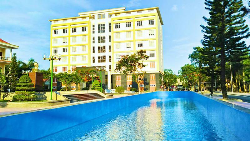 Cận cảnh trường đại học Hạ Long - nơi Chủ tịch tỉnh UBND tỉnh Quảng Ninh kiêm nhiệm hiệu trưởng - Ảnh 4