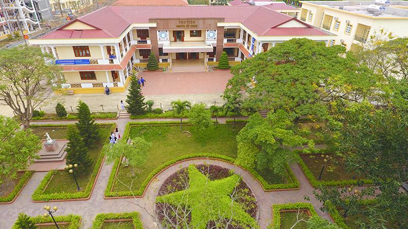 Cận cảnh trường đại học Hạ Long - nơi Chủ tịch tỉnh UBND tỉnh Quảng Ninh kiêm nhiệm hiệu trưởng - Ảnh 6