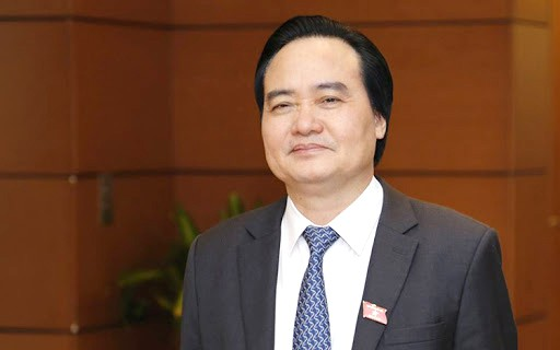 Bộ trưởng Phùng Xuân Nhạ nói gì về việc Chủ tịch tỉnh Quảng Ninh kiêm Hiệu trưởng? - Ảnh 1
