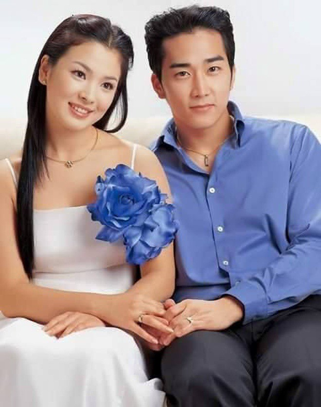 Tượng đài nhan sắc Song Hye Kyo gây sốc với loạt ảnh mặt tròn xoe, nặng tới 70kg cách đây 20 năm - Ảnh 1