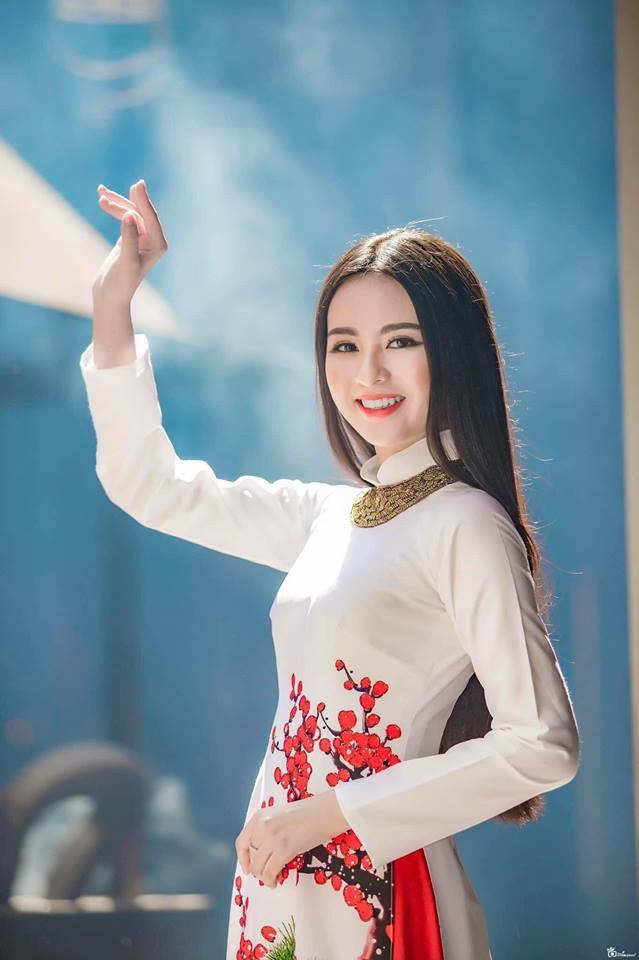 """Vẻ đẹp trong trẻo, đậm nét Á Đông của hoa khôi đại học Tôn Đức Thắng """"đốn tim"""" dân mạng - Ảnh 3"""