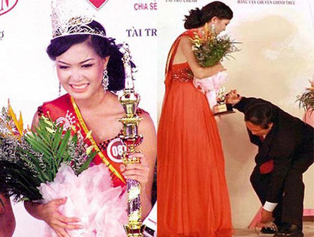Điều ít biết về hoa hoa hậu Việt Nam có chiều cao trên 1m80 - Ảnh 2