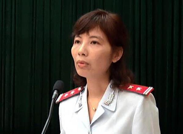 Vụ thanh tra bộ Xây dựng nhận hối lộ ở Vĩnh Phúc: Khai trừ Đảng bà Nguyễn Thị Kim Anh - Ảnh 1