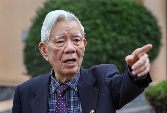 Nguyên Phó ban Tổ chức Trung ương Nguyễn Đình Hương từ trần - Ảnh 1