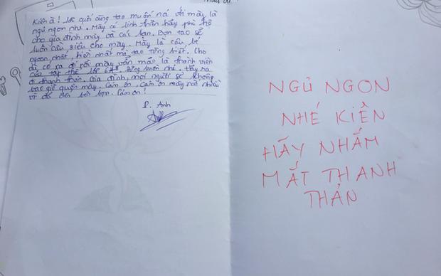 Bạn bè viết thư cho nam sinh mất vì cây đổ: Kiếp sau mình lại làm bạn chung lớp tiếp nha! - Ảnh 4