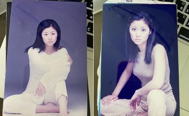 Hai bức ảnh chỉ muốn quên đi của Lâm Tâm Như lúc 22 tuổi - Ảnh 1
