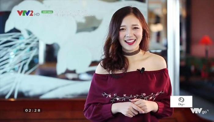 Gương mặt xinh như hoa của nữ MC đài phát thanh truyền hình Tây Ninh gây bão mạng - Ảnh 4